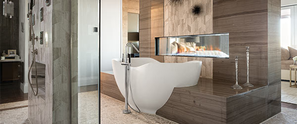 NAHB Master Bath New American Home