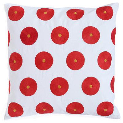 Allen Dots Pillow-Home Decore Under 99 Dollars