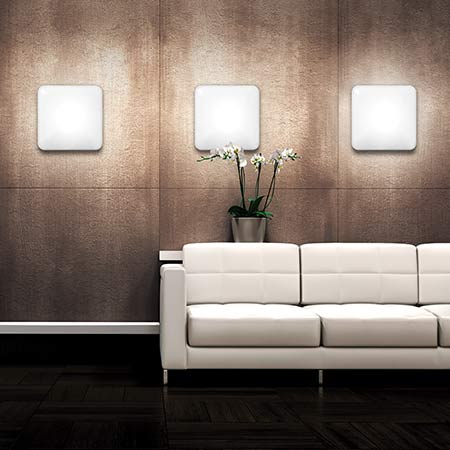 Jesco Lighting: Envisage ceiling and ADA-Compliant Wall Fixtures