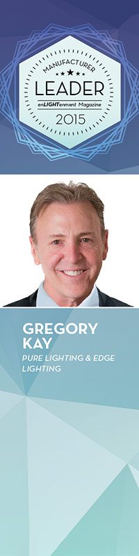 Greg Kay: Manufacturer Leader