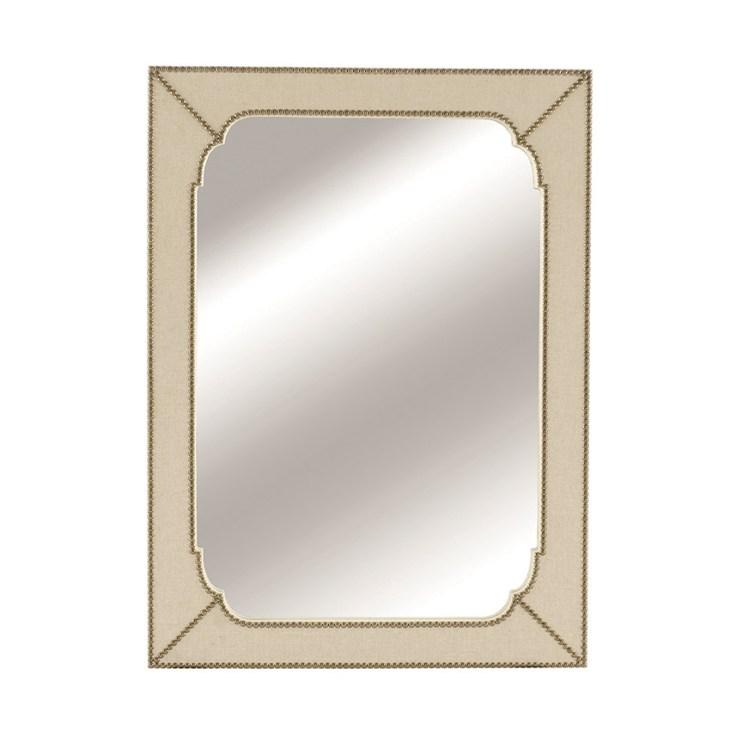 Cabrillo Nailhead Mirror