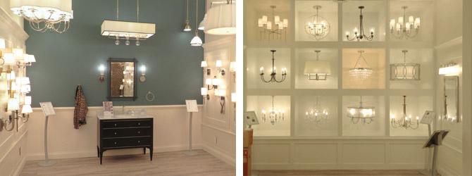 Lighting Showroom Yale Appliance + Lighting'