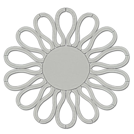 Paragon-Dream Ribbons mirror