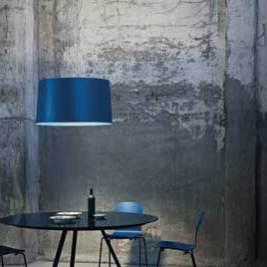Ferruccio Laviani created an installation for Foscarini