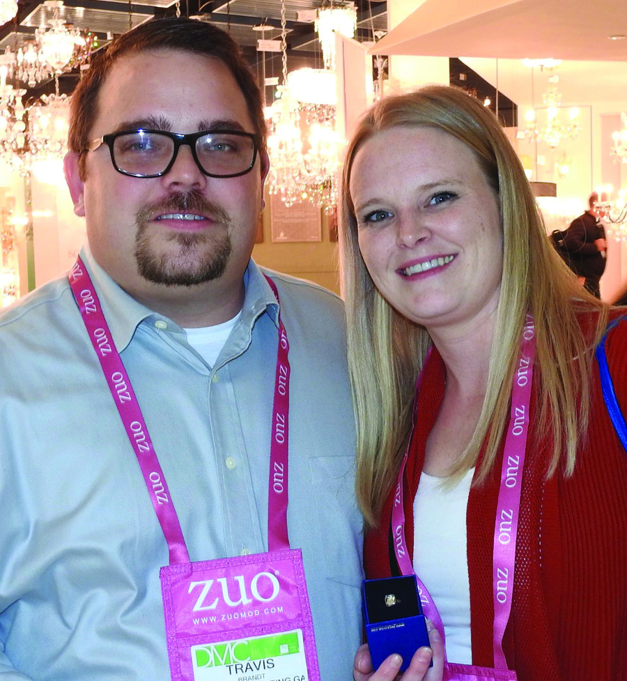 Dallas Market_Swarovski winners