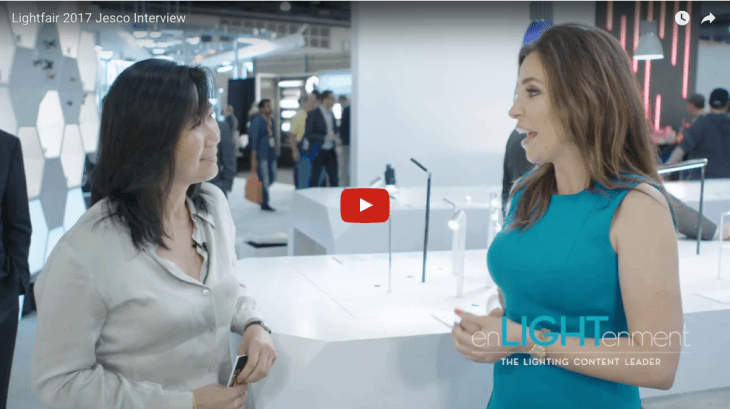Lightfair 2017 Jesco Lighting Group Interview