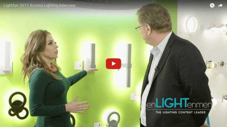 Lightfair 2017 Access Lighting Interview