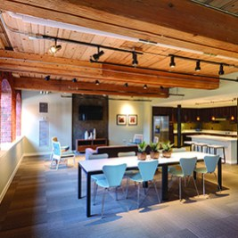 Loft 550, Malden Mills, Lawrence, MA USA by The Architectural Team