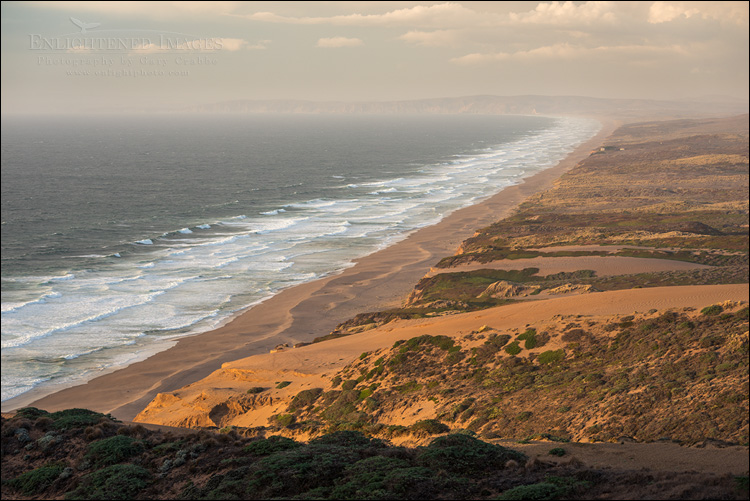 Image: Point Reyes National Seashore, Marin County, California