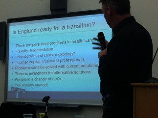 'Is England ready for a transition?'