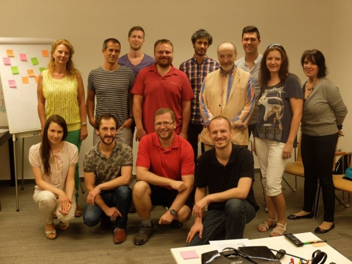 Teal convo in Budapest, 25-Aug-2015