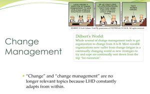 Change Mgmt for EE article