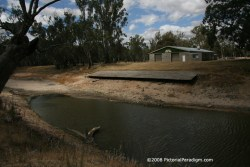 Before, Dimboola Rowing Club 051108