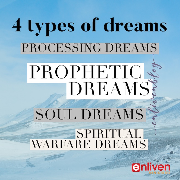 4 Types of Dreams