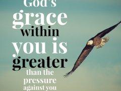 God's Grace in Spiritual Warfare