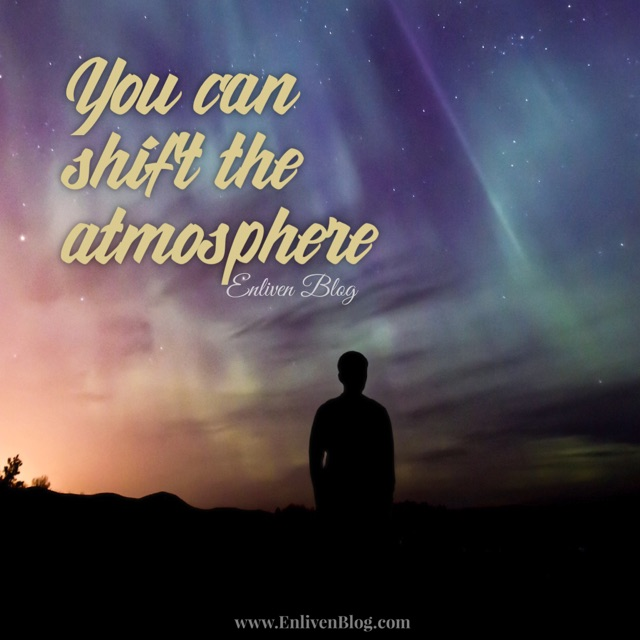 Shift The Spiritual Atmosphere Using Your Gift Of Discernment