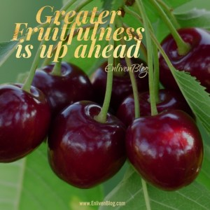 Transition leads to greater fruitfulness