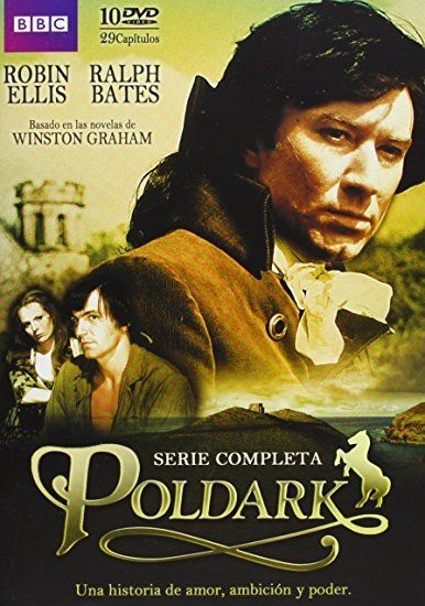Poldark (serie clásica de 1975) ©BBC, London Film Productions y Lionheart Television International