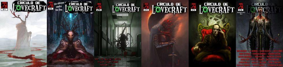 Book haul & Wrap up de marzo 2018: Círculo de Lovecraft