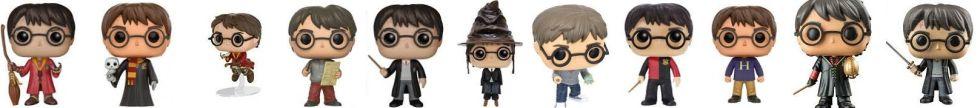 Cómo vestir a tus personajes (villanos): Funkos de Harry Potter