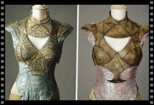 Cómo vestir a tu heroína: vestidos de Daenerys