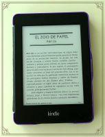 Book Tag de los planetas literarios: El zoo de papel