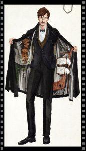 Cómo vestir a tu héroe: Newt con su abrigo