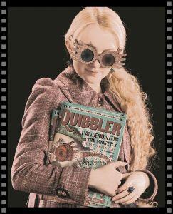 Cómo vestir a tu secundaria: Luna Lovegood con El Quisquilloso