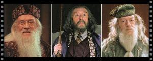 Cómo vestir a tu secundario II: Dumbledore en diferentes etapas
