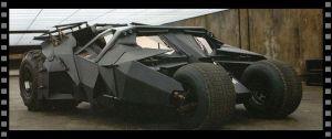 Cómo diseñar tu objeto especial: Batmóvil