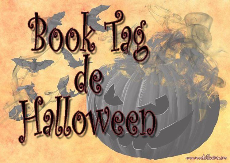 Book tag de Halloween: imagen principal