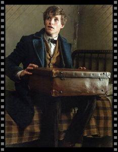 Cómo diseñar tu objeto especial: Newt con su maleta