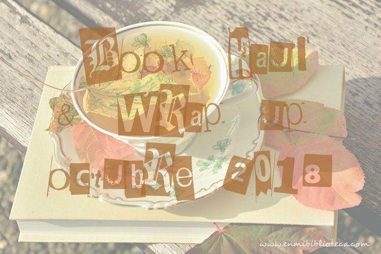 Book haul & Wrap up de octubre 2018: imagen principal