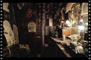 Cómo diseñar tu escenario especial: interior de la maleta de Newt 1