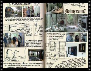 Cómo diseñar tu escenario especial: notas sobre la casa de los Cullen