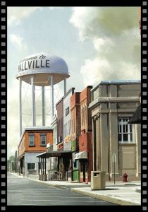 Cómo diseñar tu escenario especial: Smallville
