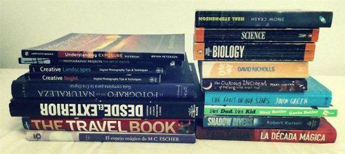 Book haul & Wrap up de noviembre 2018: <i>pack</i> de libros regalados
