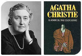Esta Navidad regala autoras: Agatha Christie y El hombre del traje color castaño