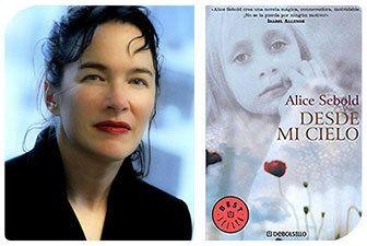 Esta Navidad regala autoras II: Alice Sebold y Desde mi cielo