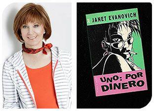 Esta Navidad regala autoras II: Janet Evanovich y Uno: por dinero