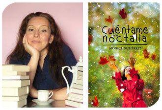 Esta Navidad regala autoras II: Mónica Gutiérrez Artero y Cuéntame una noctalia