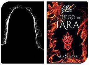 Esta Navidad regala autoras III: Alia Salazar y El fuego de Iara