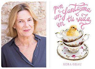 Esta Navidad regala autoras: Rosa Grau y Pon un fantasma en tu vida