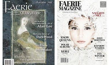 Book haul & Wrap up de diciembre 2018: revistas Faerie Magazine