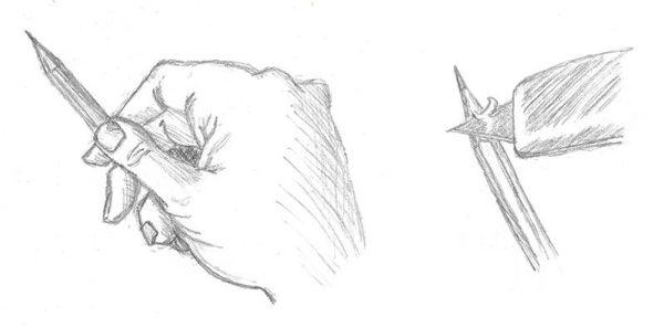 Cambios en el blog otra vez: bocetos