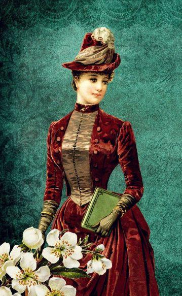 Reseña de Cuando el amor despierta: dama con libro
