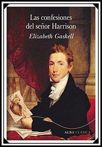 Cubierta de 'Las confesiones del señor Harrison'