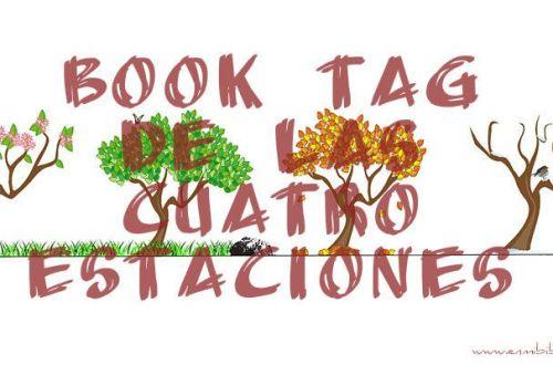Book tag de las cuatro estaciones: imagen principal