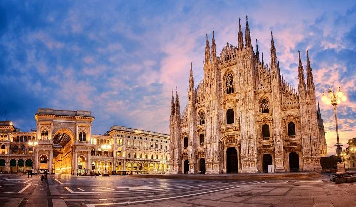 MILÁN - Guía de viajes y turismo de Milán