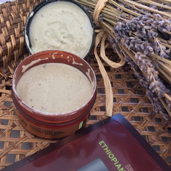 test gommage lissant pour le corps spa of the world the body shop